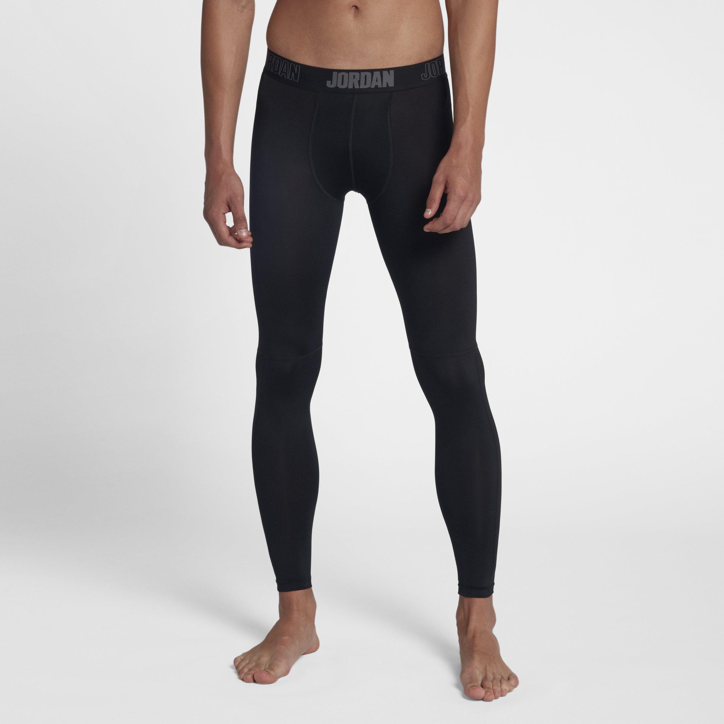 35a3f1cd560f7 Nike Jordan Dri-fit 23 Alpha Training Tights in Black for Men - Save ...