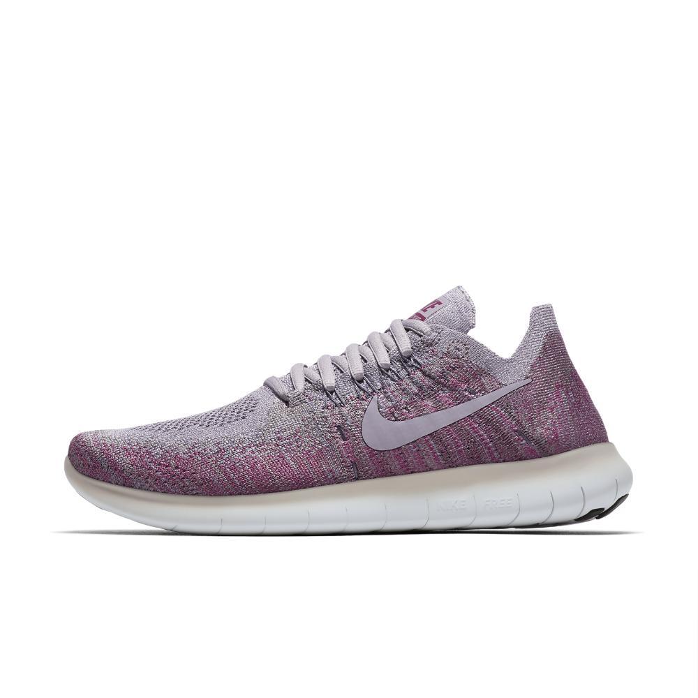555ae2217c654 Nike - Multicolor Free Rn Flyknit 2017 Women s Running Shoe - Lyst
