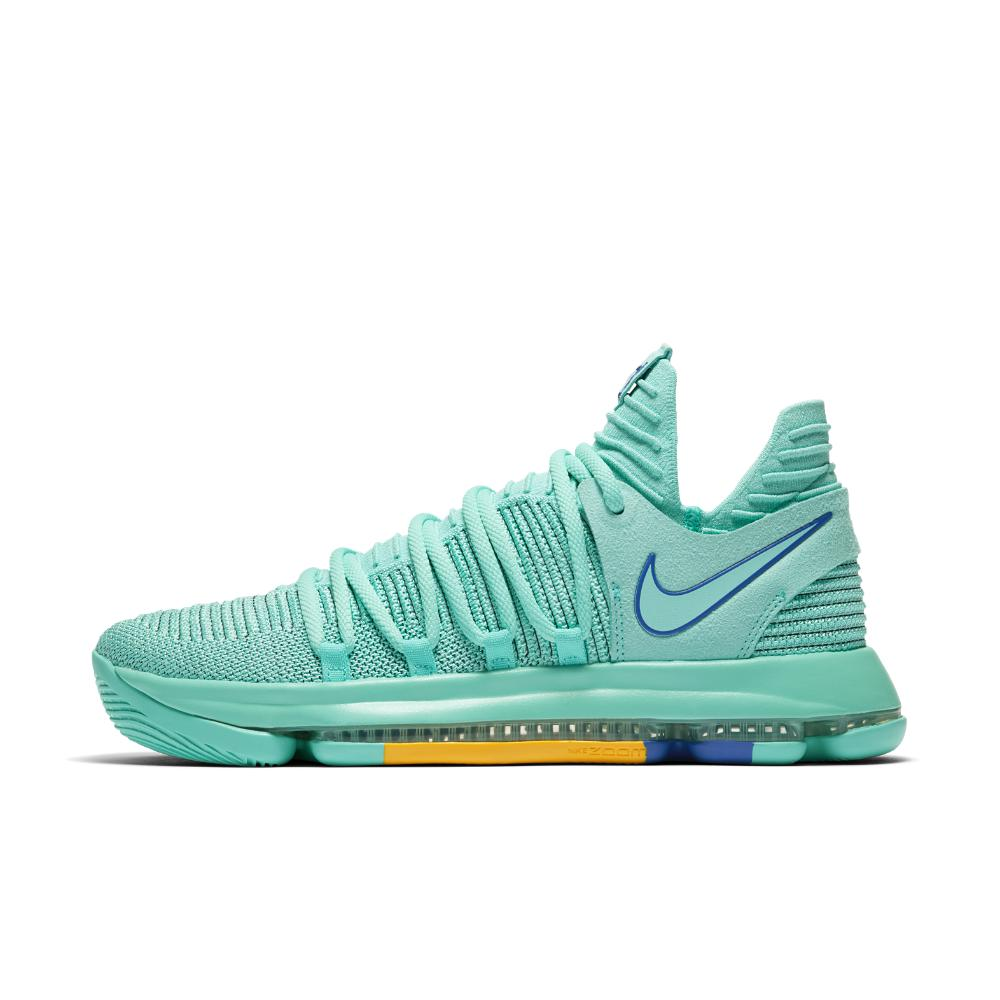 608c708888cc Lyst - Nike Zoom Kdx Basketball Shoe in Blue for Men