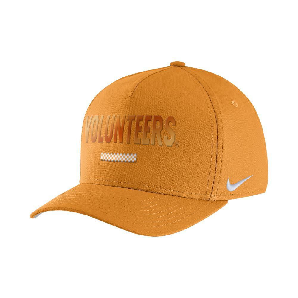 73e7c2e27f6 Lyst - Nike College Classic 99 Swoosh Flex (tennessee) Fitted Hat in ...