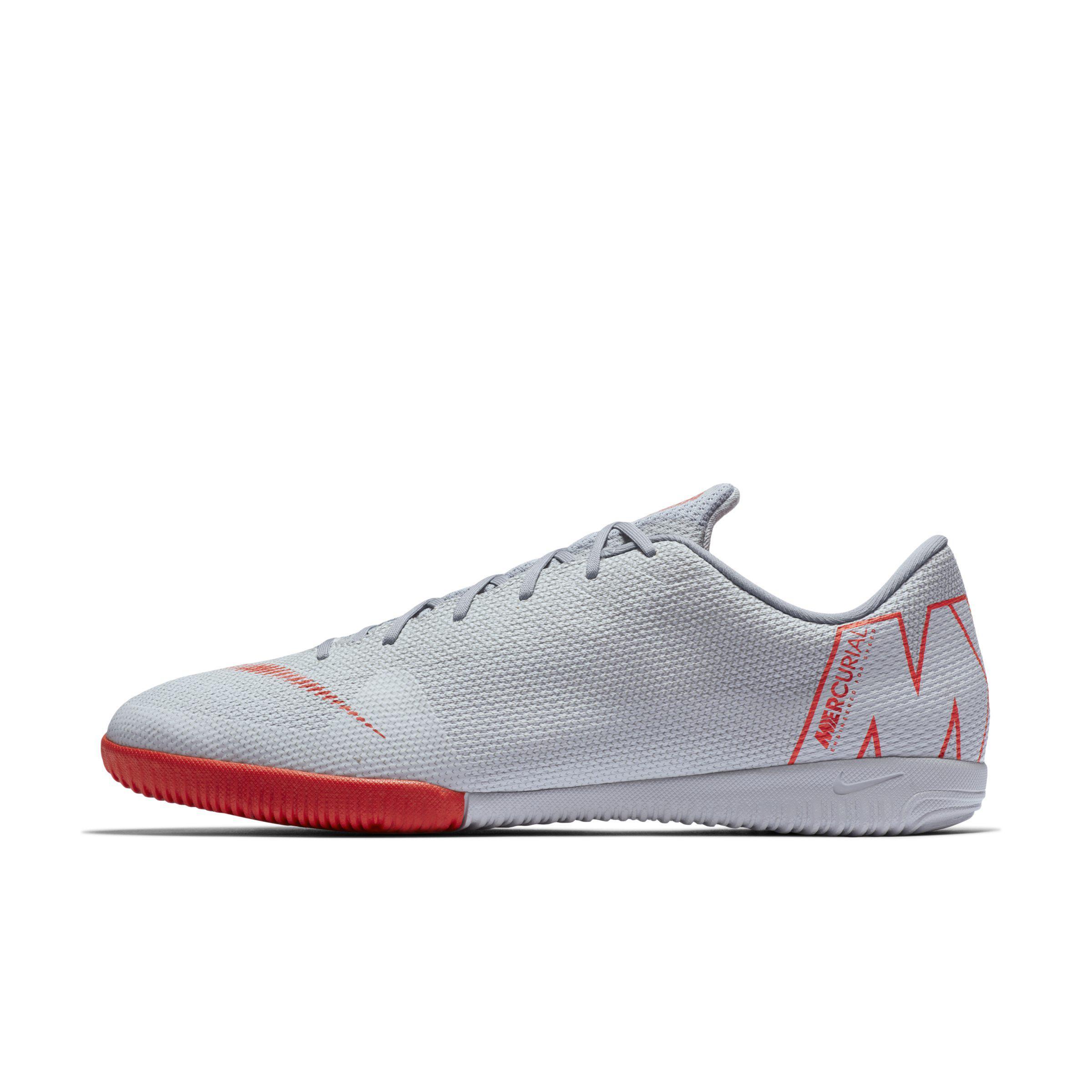 new product 03ba3 85b43 Nike Mercurialx Vapor Xii Academy Indoor/court Football Shoe in Gray ...