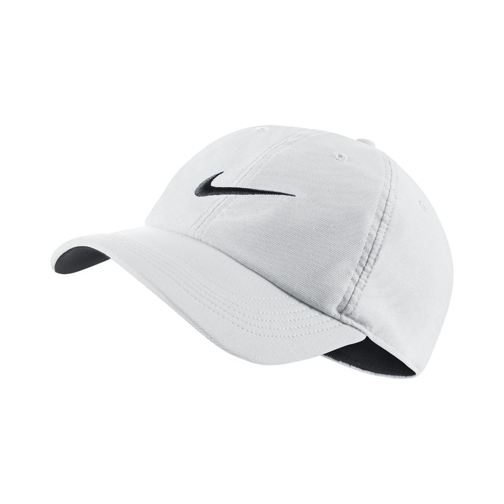 e520d74d199 Lyst - Nike Twill H86 Adjustable Training Hat (white) - Clearance ...