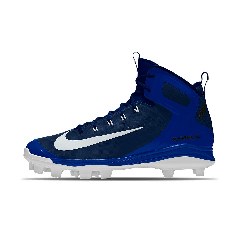 e3641e02ef0c Lyst - Nike Alpha Huarache Elite Mid Mcs Id Men s Baseball Cleats in ...