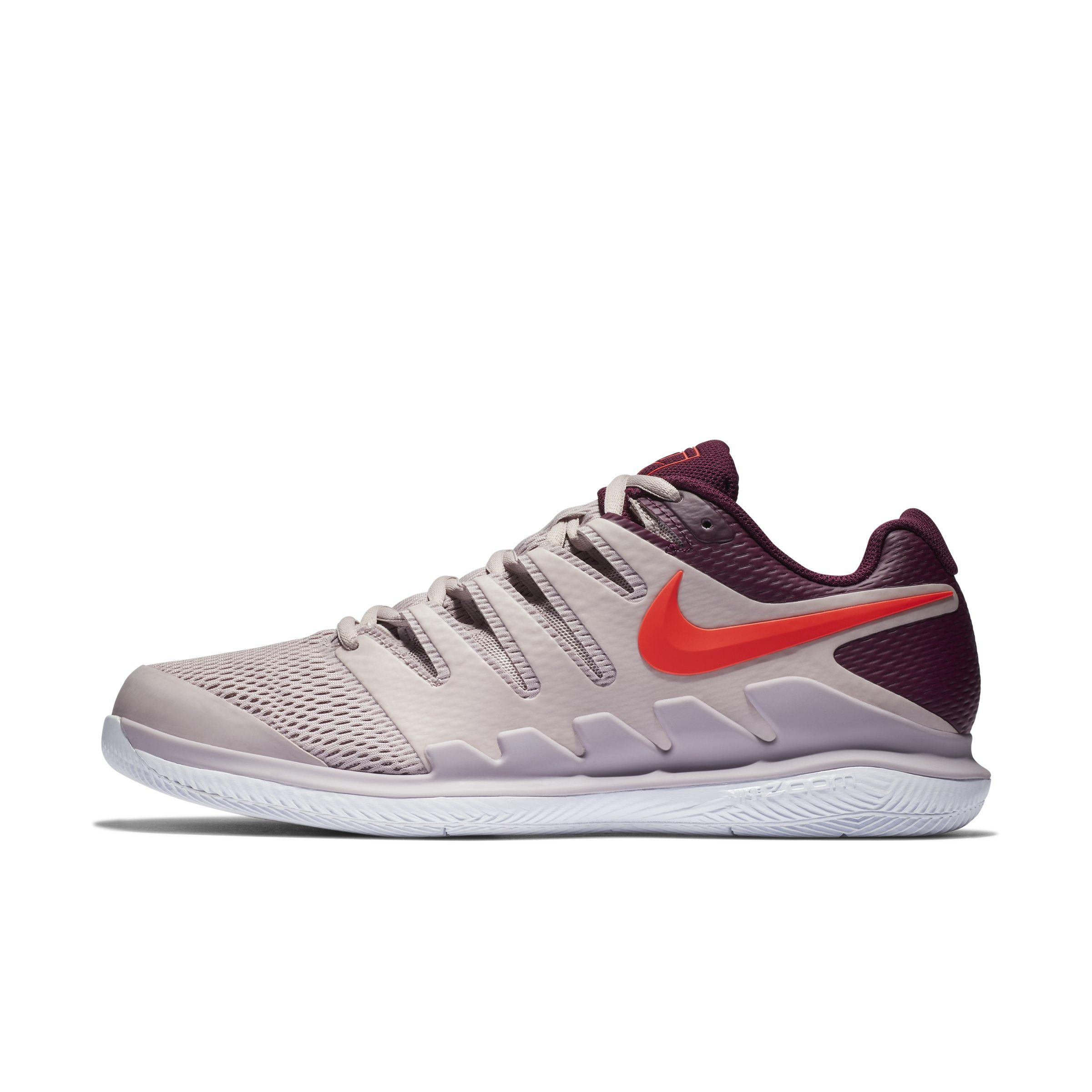 daa74b2e5cdb5 Nike Court Air Zoom Vapor X Hard Court Tennis Shoe in Pink for Men ...