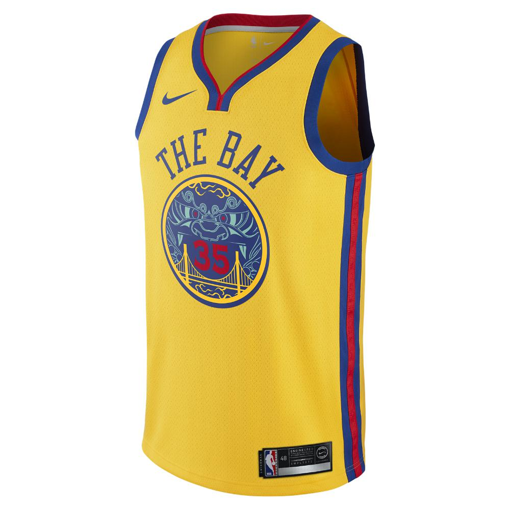 Nike. Yellow Stephen Curry City Edition Swingman Jersey (golden State  Warriors) Men s Nba Jersey c58991aa2
