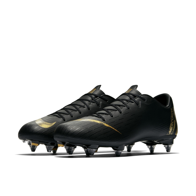 289ca8782 Nike - Black Mercurial Vapor Xii Academy Sg-pro Soft-ground Football Boot  for. View fullscreen