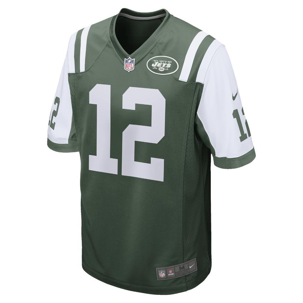 the best attitude a9433 04d9d Nike Nfl New York Jets Game (joe Namath) Men's Football ...
