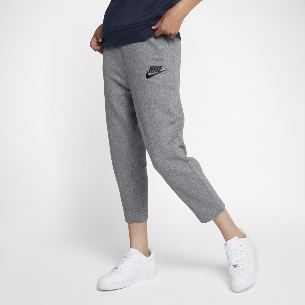 d604d9336024d Nike Sportswear Rally Women's Capri Pants in Gray - Lyst