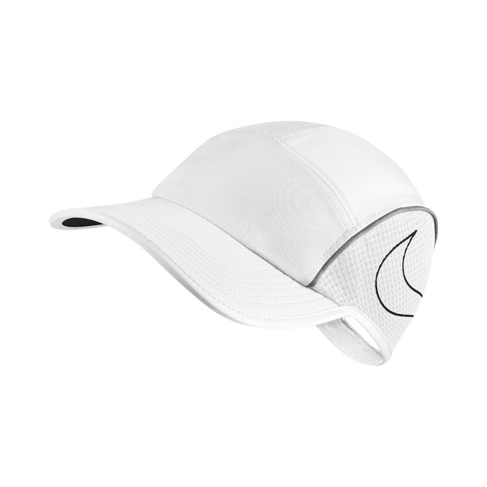 78343860080 Lyst - Nike Aerobill Women s Running Hat (white) - Clearance Sale in ...