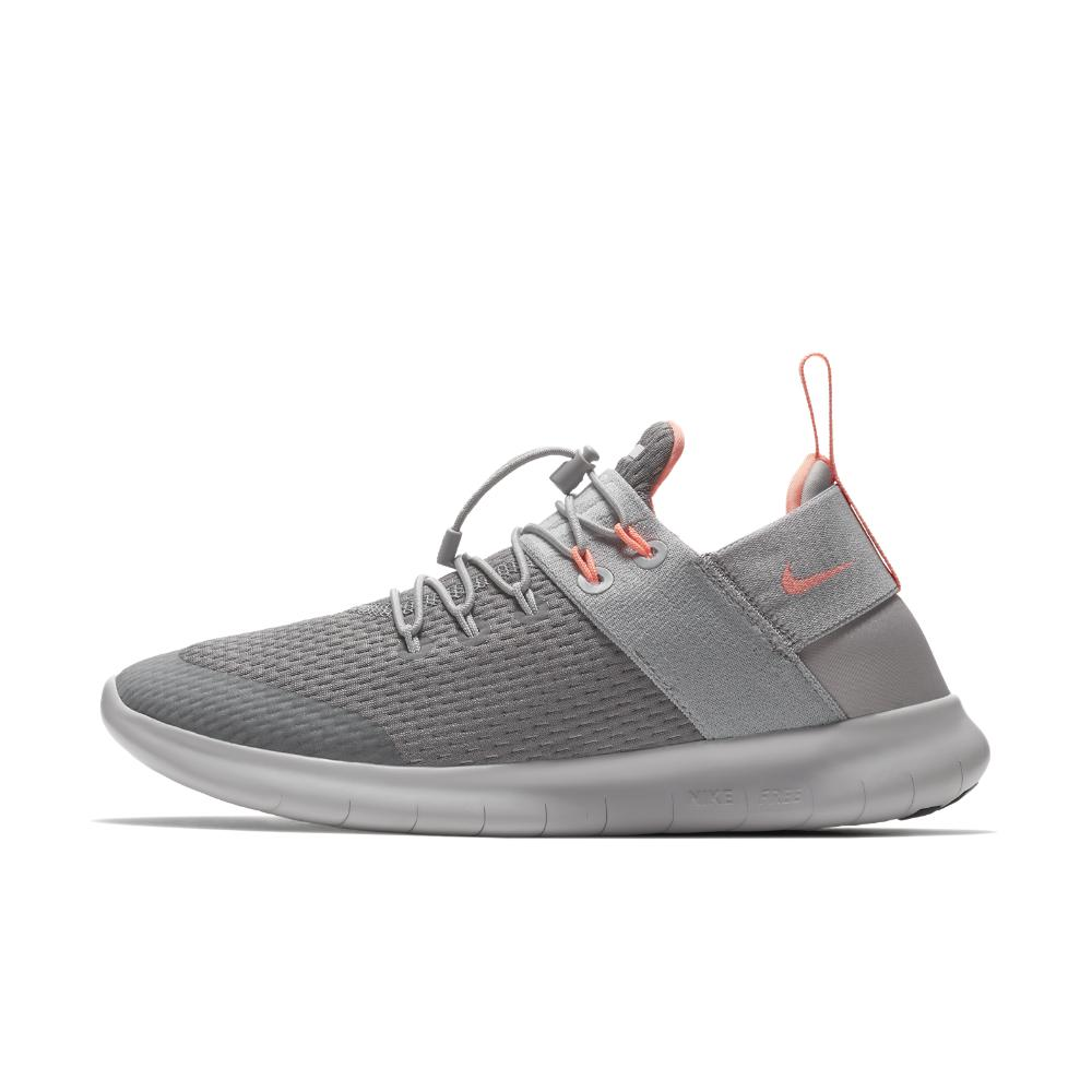 Nike. Gray Free Rn Commuter 2017 Women's Running Shoe