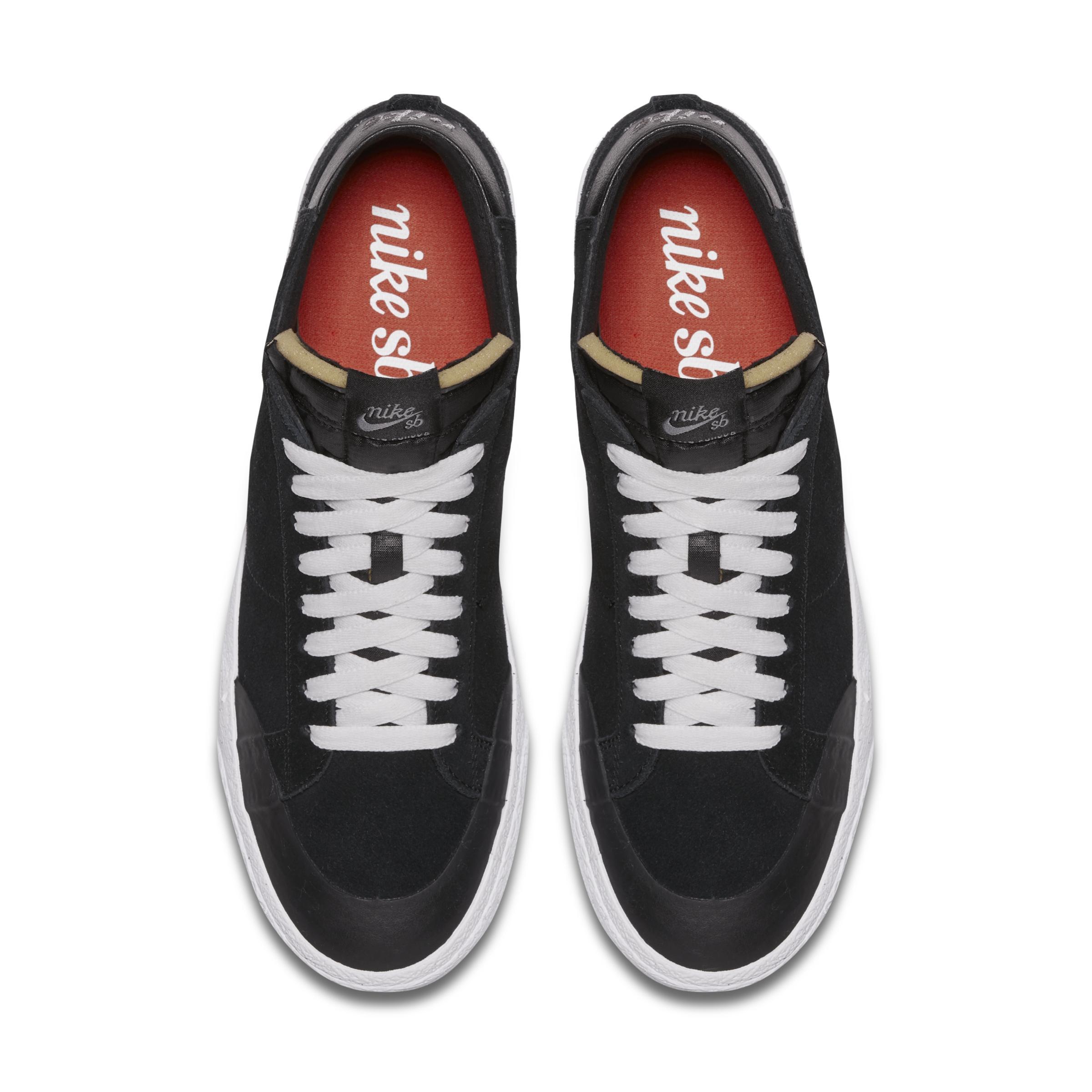 release date: fe31e 526ec Nike - Black Chaussure de skateboard SB Zoom Blazer Chukka XT pour for Men  - Lyst. Afficher en plein écran