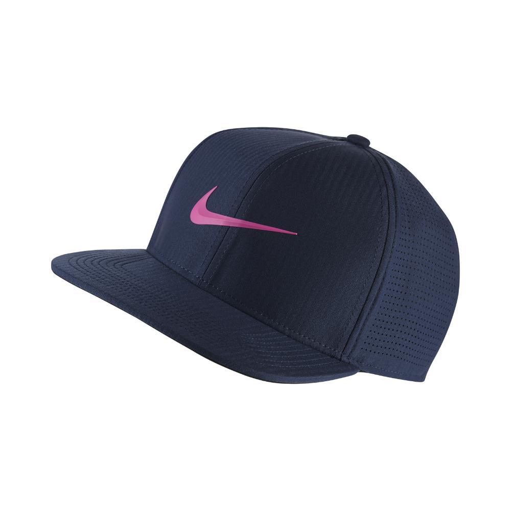 036b2da6dc7 Lyst - Nike Aerobill Adjustable Golf Hat (blue) - Clearance Sale in ...