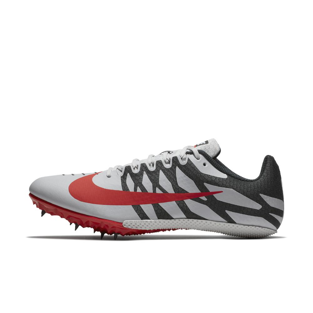 Lyst - Nike Zoom Rival S 9 Track Spike in Gray for Men 97b3003ba