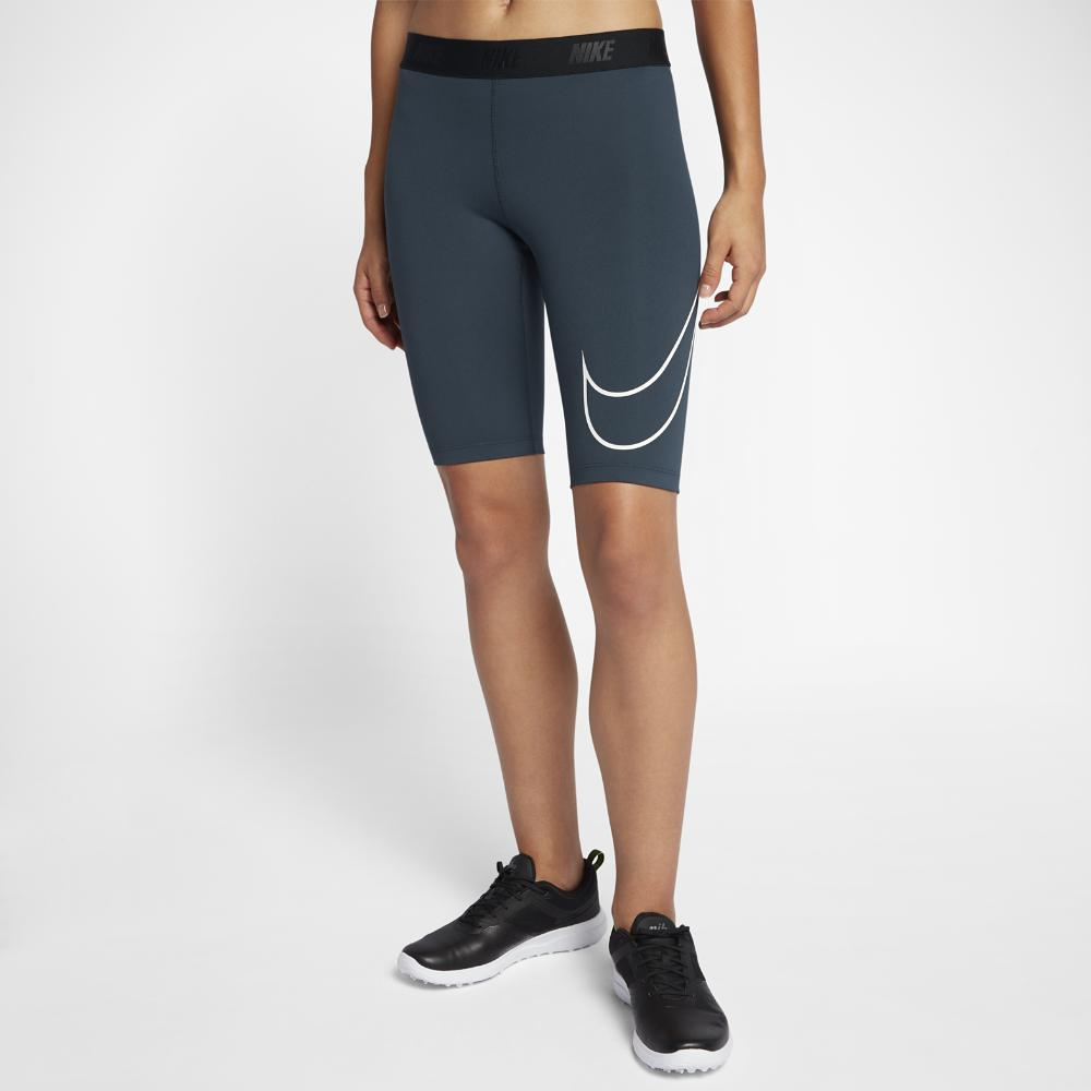 802e5ba66 Gallery. Previously sold at: Nike · Women's Scalloped Hem Shorts ...