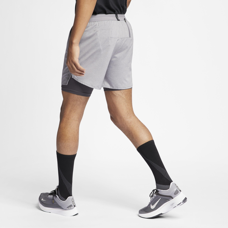 bc40845fe824 Nike - Gray Flex Stride 5