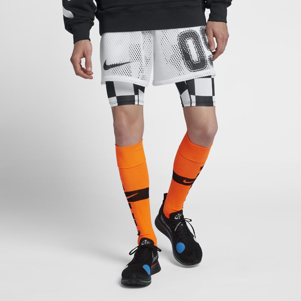 80c8dadd243 Nike X Off-white Soccer Socks in Orange for Men - Lyst
