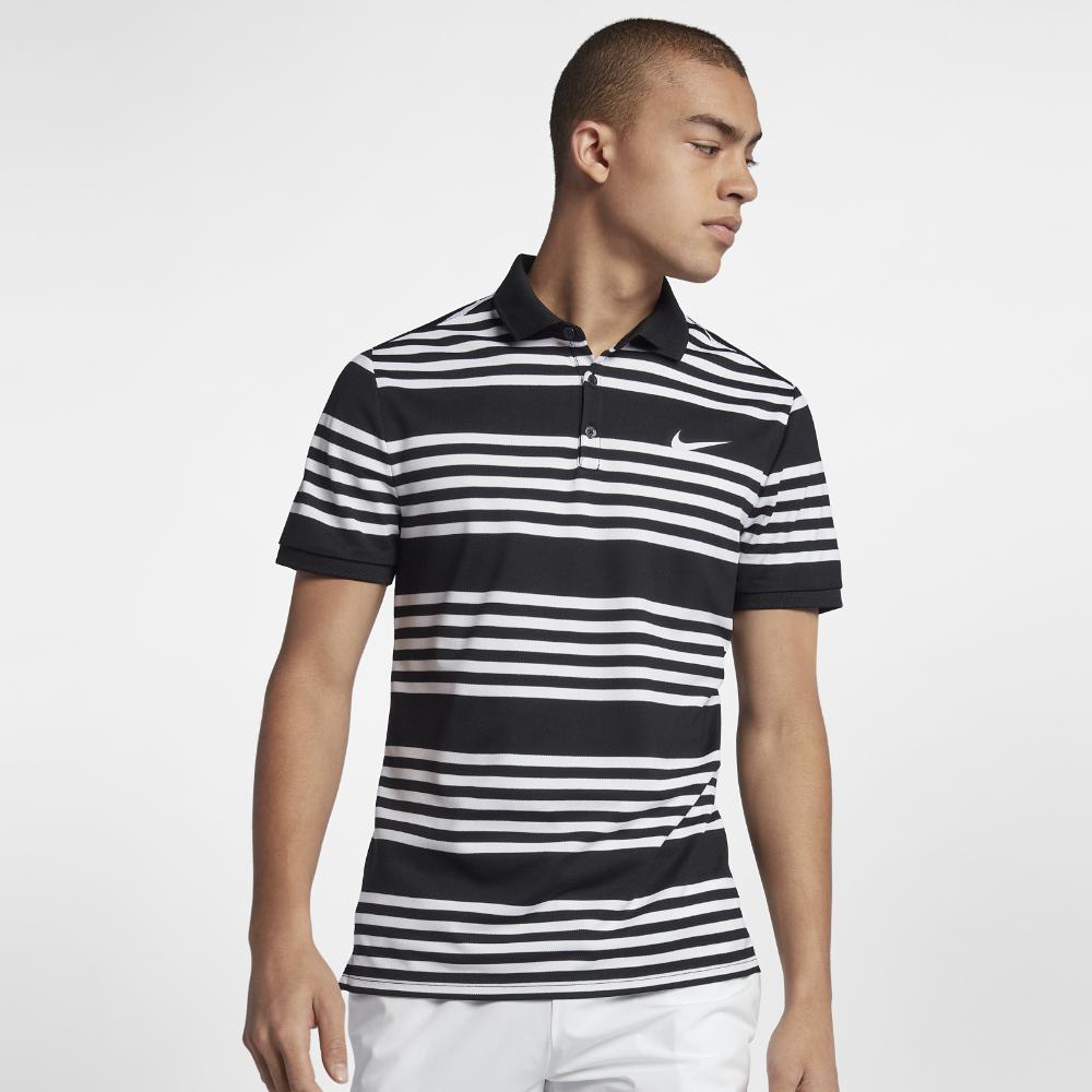 1ab64feae72b Lyst - Nike Court Dri-fit Men s Slim Fit Tennis Polo Shirt in White ...