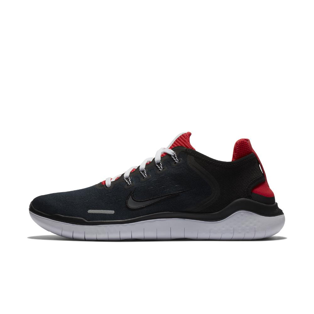 reputable site 06a47 da9f3 Nike. Black Free Rn 2018 Dna Mens Running Shoe