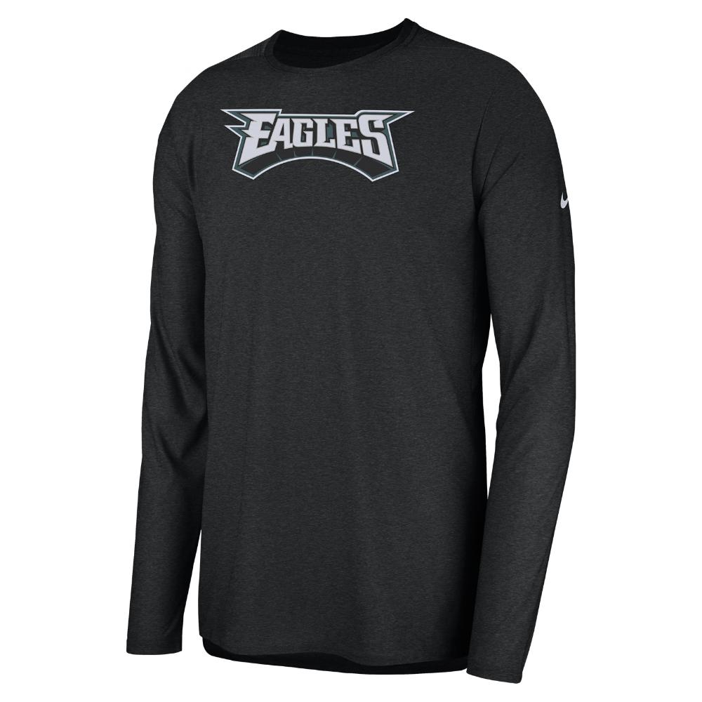Discount Lyst Nike Dri fit Player (nfl Eagles) Men's Long Sleeve Top in  hot sale