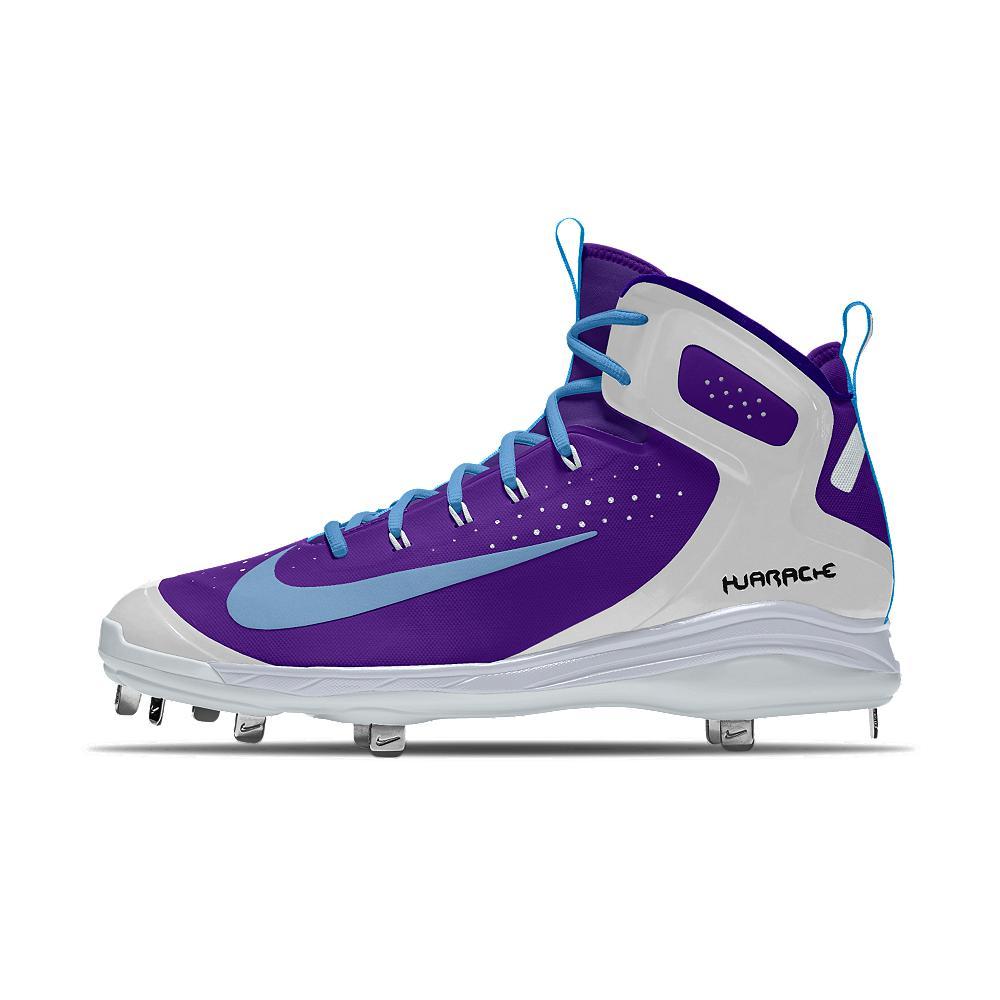 055f509ab32db Nike Alpha Huarache Elite Mid Metal Id Men's Baseball Cleats in ...