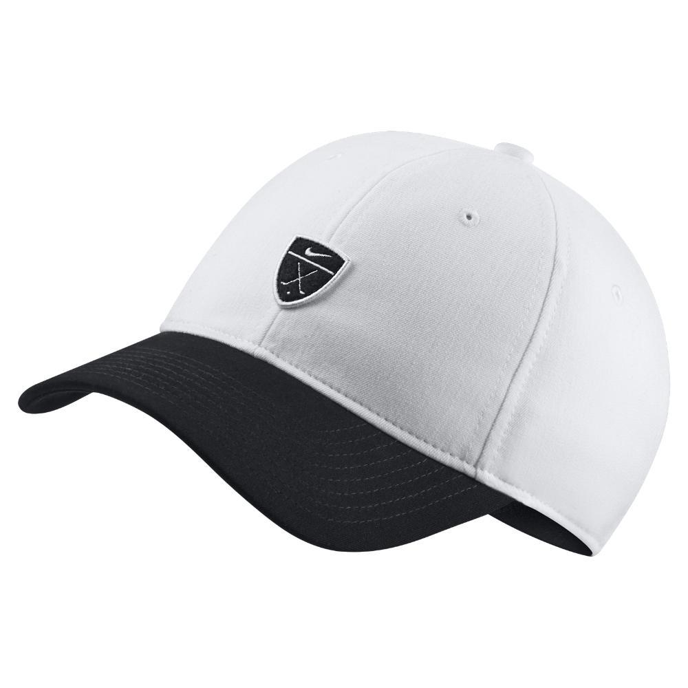 5d745791292 Lyst - Nike Dri-fit Heritage86 Adjustable Golf Hat (white) in Black ...