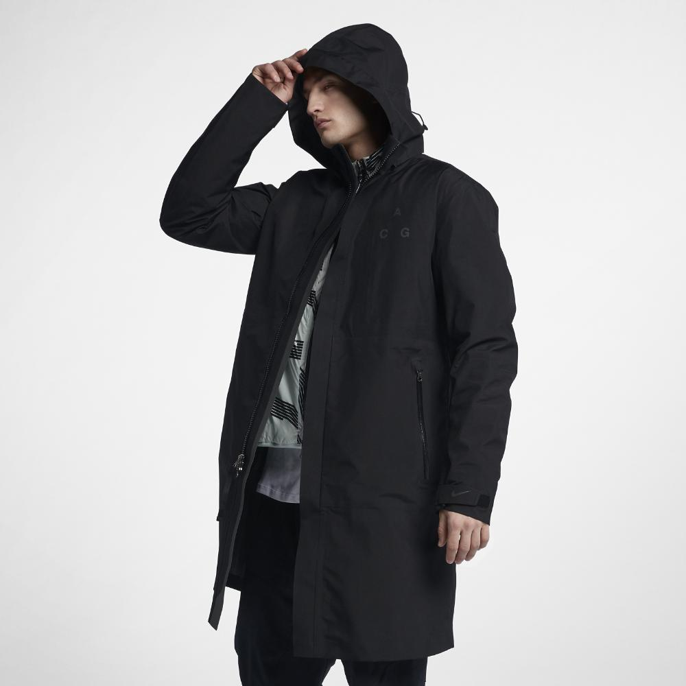 2019 authentic official images On Clearance Nike Synthetic Acg 3-in-1 System Men's Coat in Black for Men ...