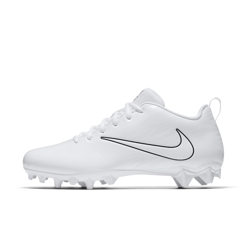 b4a0add8308 Nike Vapor Varsity Low Lax Lacrosse Cleat in White for Men - Lyst