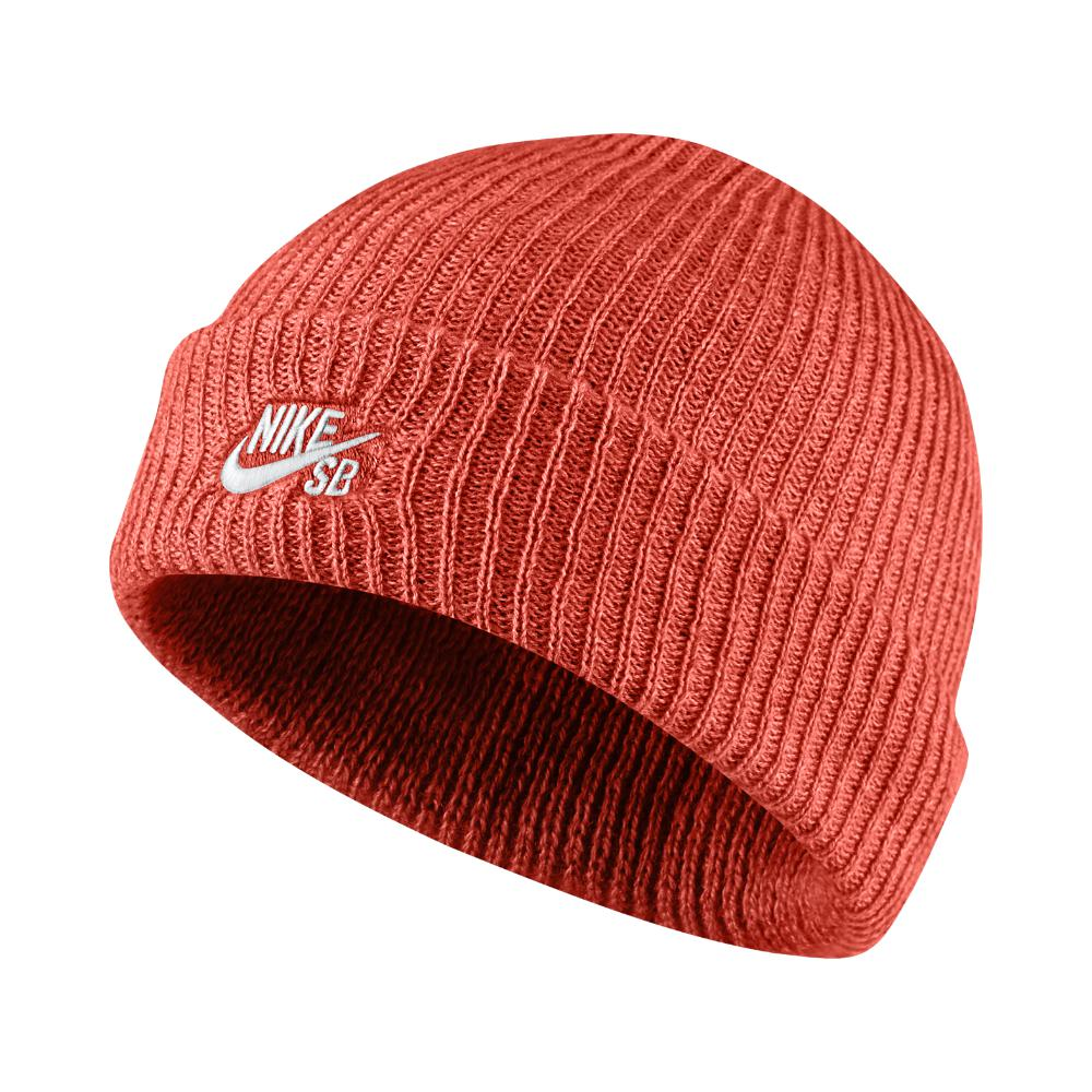 8a2335a38bf9 Lyst - Nike Sb Fisherman Knit Hat (orange) in Orange for Men