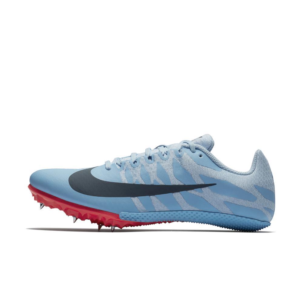 Nike. Blue Zoom Rival S 9 Women's Track Spike