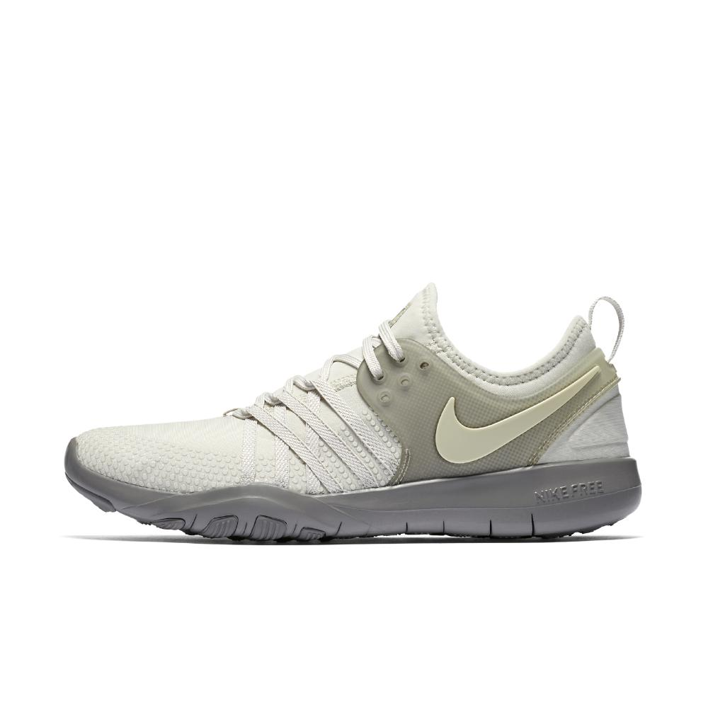 Lyst - Nike Free Tr 7 Shield Women s Training Shoe in Gray ae452f807b