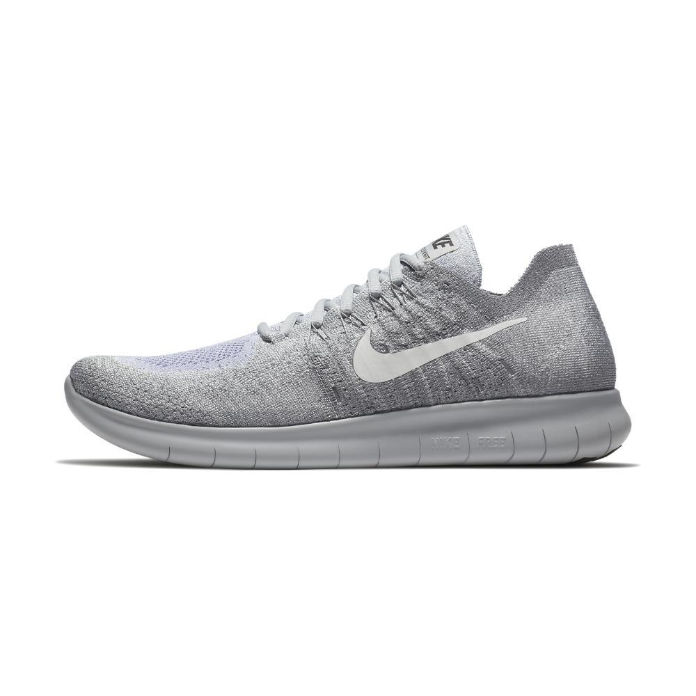 promo code b3861 aec70 Nike - Gray Free Rn Flyknit 2017 Men s Running Shoe for Men - Lyst