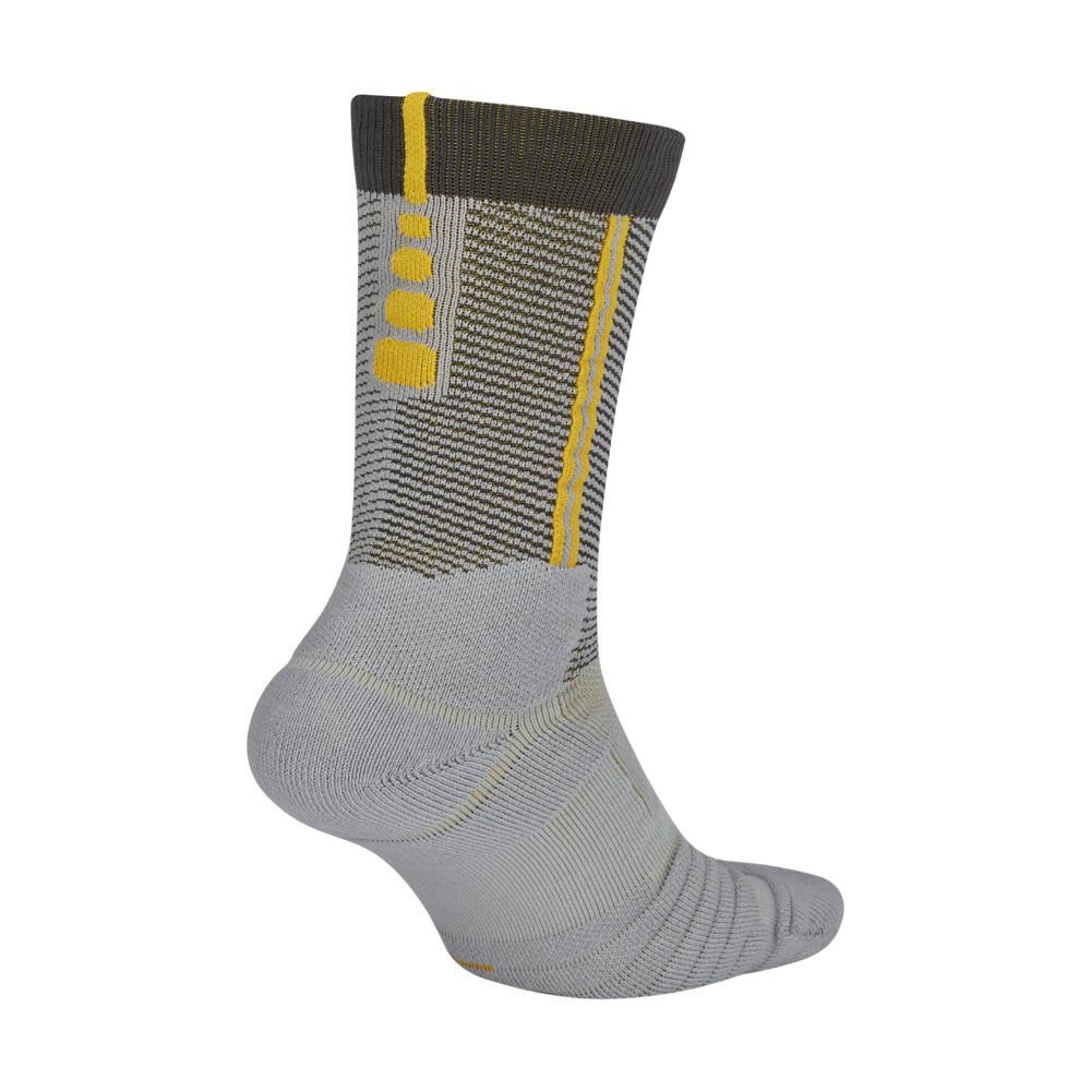 b8c5b03697a2 Nike Cleveland Cavaliers City Edition Elite Quick Nba Crew Socks in ...