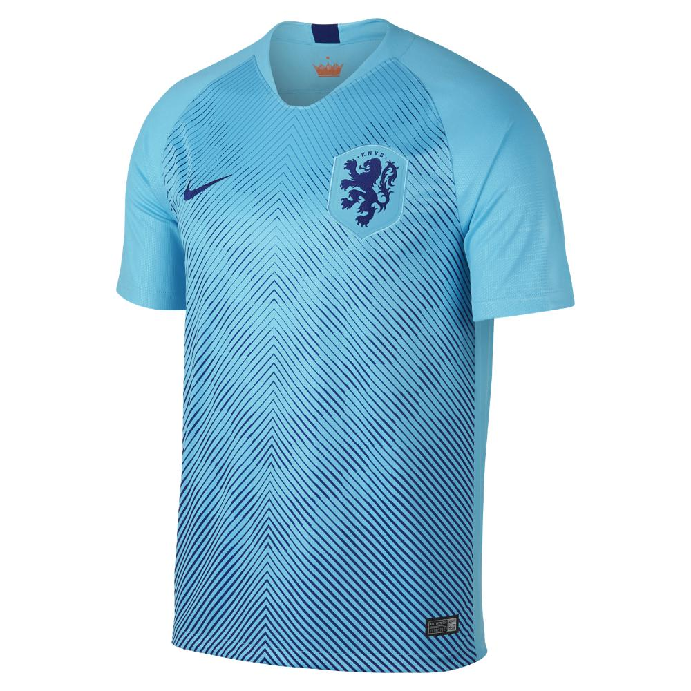 6046ae1057 Lyst - Nike 2018 Netherlands Stadium Away Men s Soccer Jersey in ...