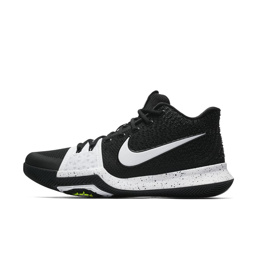 new style ae0ac ddc94 Lyst - Nike Kyrie 3 Tb Men s Basketball Shoe in Black for Men