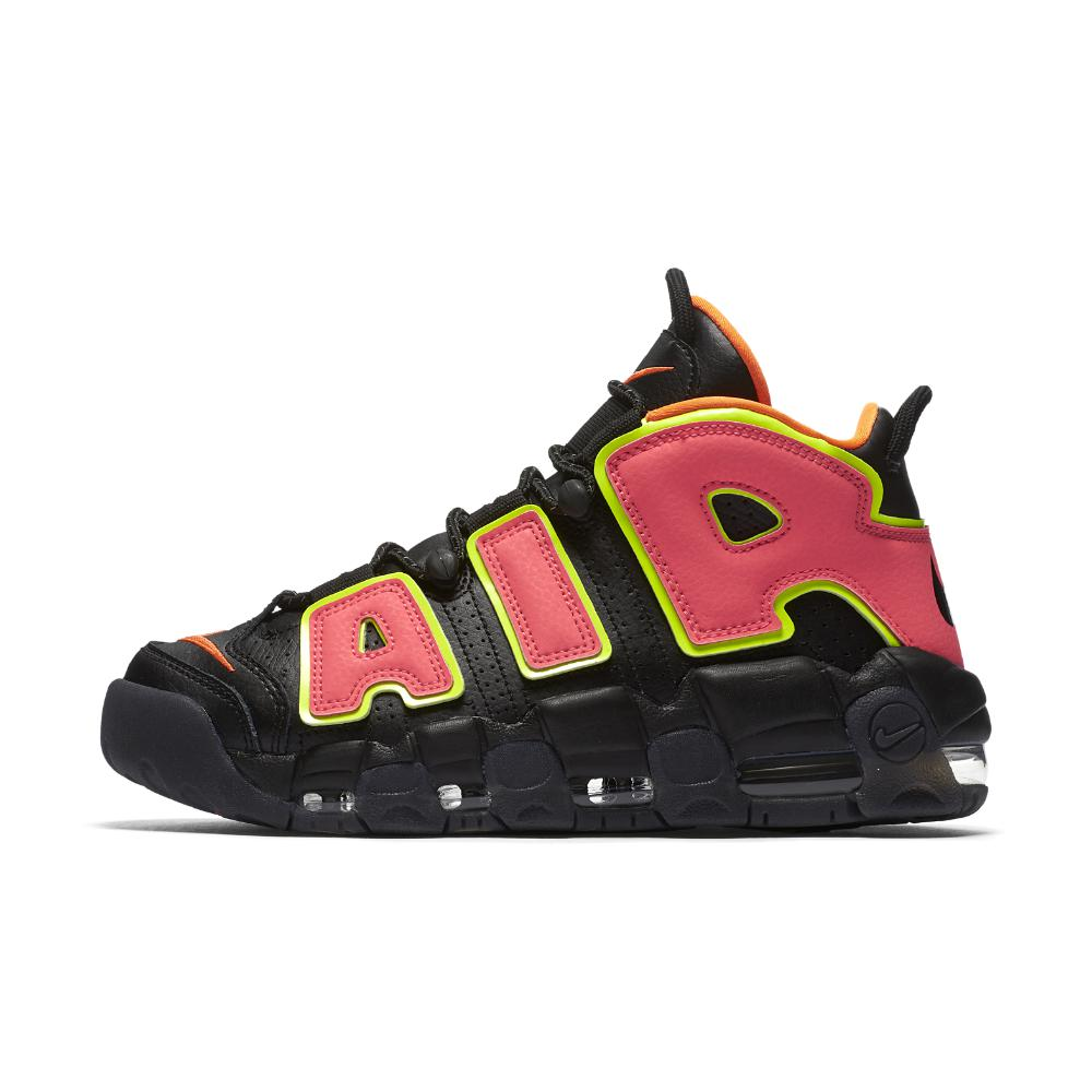 a5c9b39c8d91 ... discount nike. black air more uptempo womens shoe eb448 7ab93