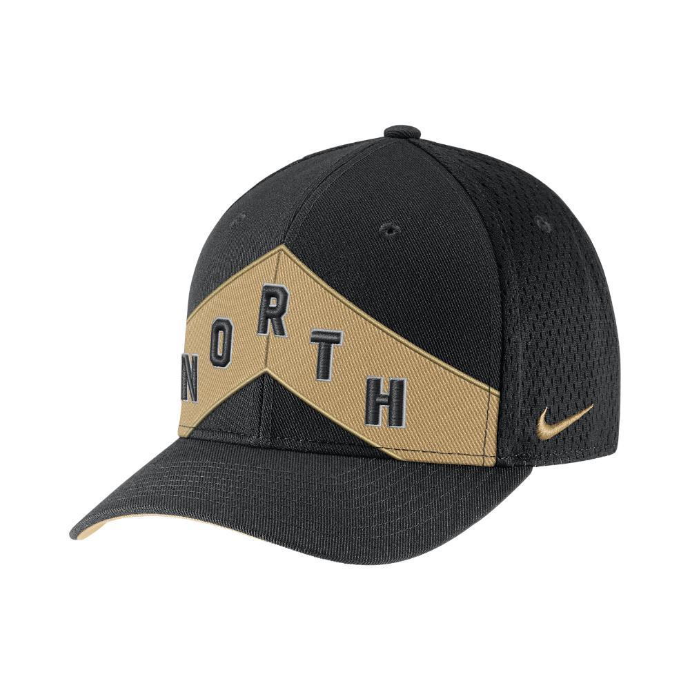 online store 9c301 ae044 Nike Toronto Raptors City Edition Classic99 Nba Hat (black ...