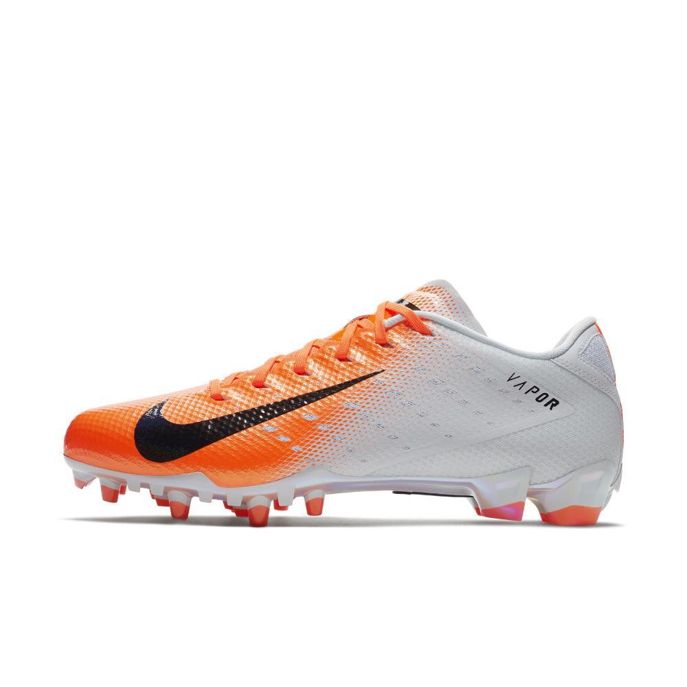 1b95fd3e0d87 Nike Vapor Untouchable 3 Speed Men's Football Cleat in Orange for ...