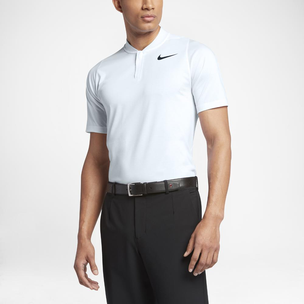 2cf8d0b75bbf3 Nike Tw Dry Cotton Blade Men's Standard Fit Golf Polo Shirt for Men ...