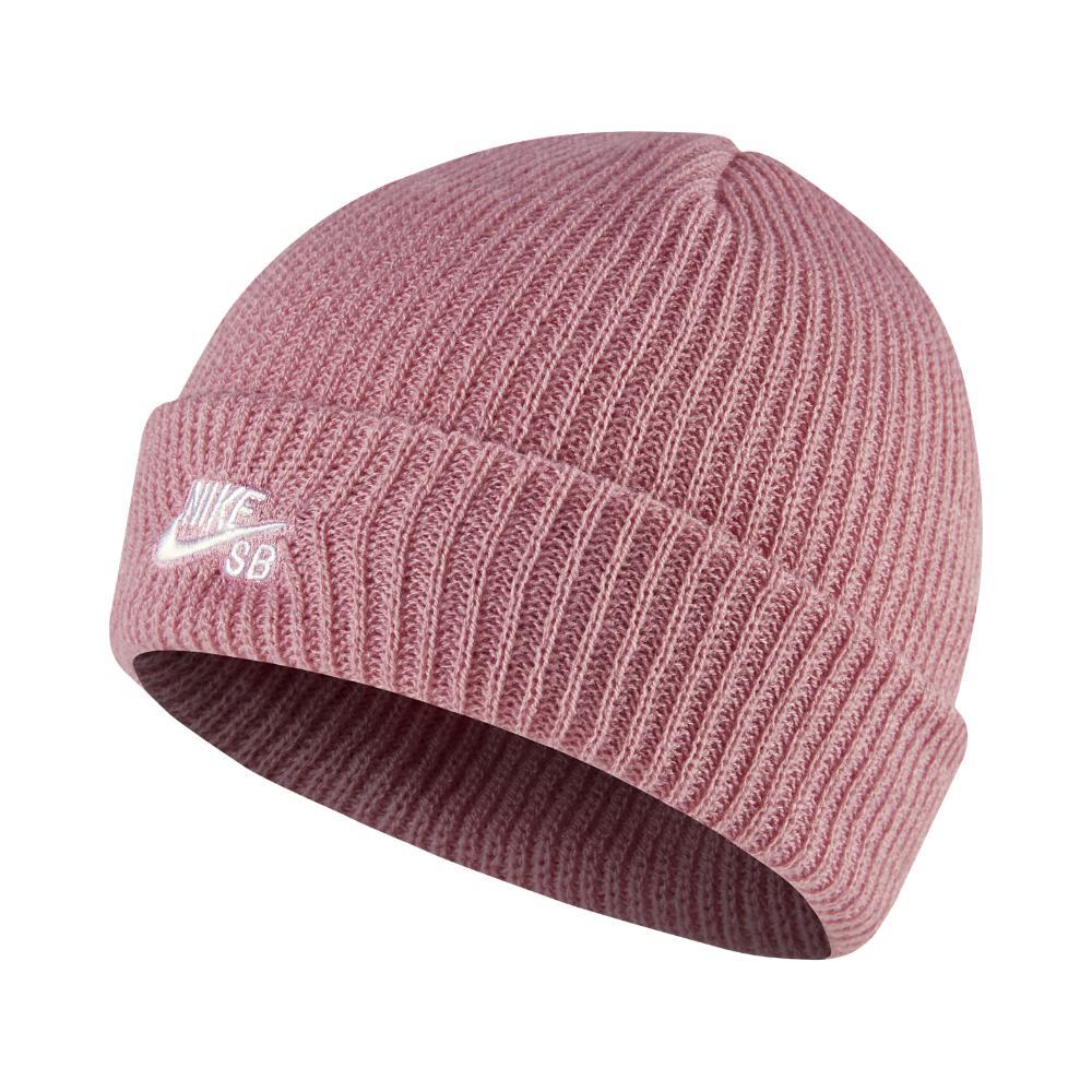 94c7f885dfd8 Lyst - Nike Sb Fisherman Knit Hat (pink) - Clearance Sale in Pink