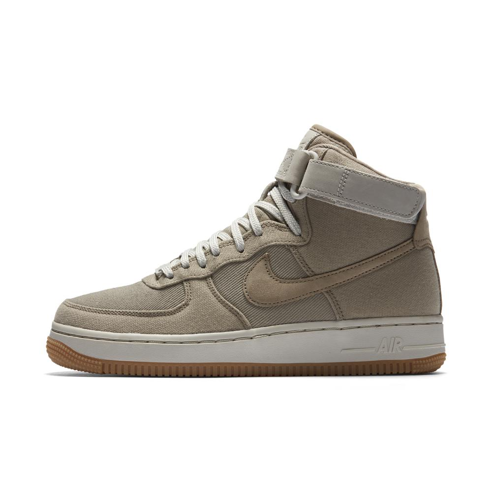 a3443bea537a Lyst - Nike Air Force 1 High Ut Women s Shoe in Brown
