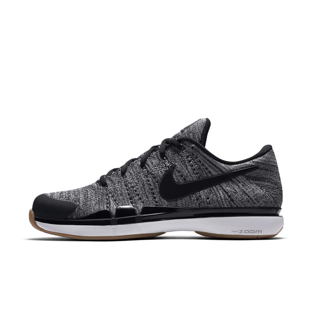 ff0565c9536f Lyst - Nike Court Zoom Vapor Flyknit Hard Court Men s Tennis Shoe in ...