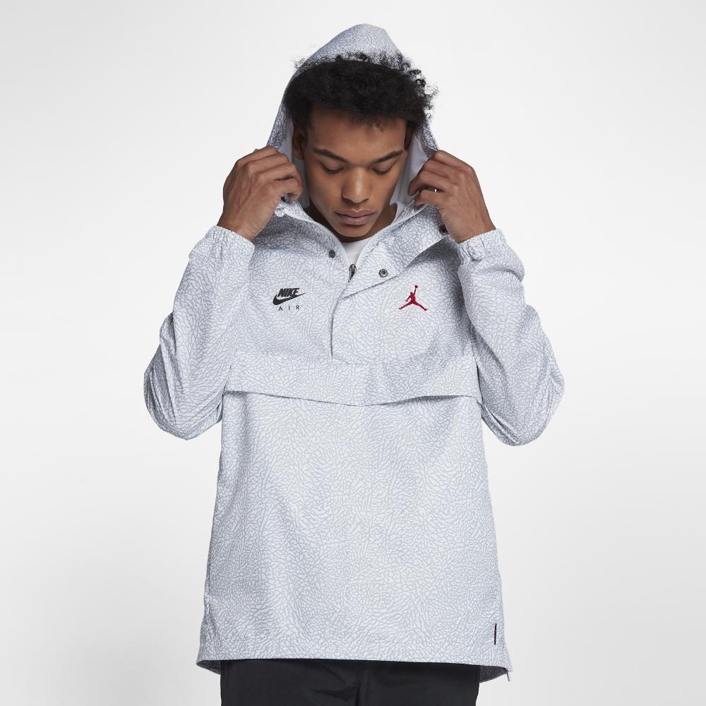 5ac58b69fcf Nike Sportswear Wings 1988 Anorak Men's Jacket, By Nike in White for ...