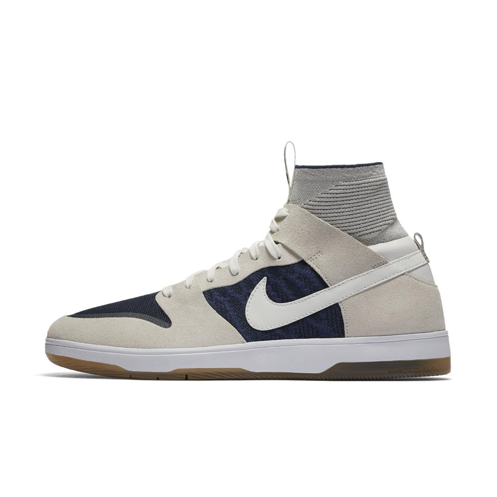 new style 6eae4 6fc30 Lyst - Nike Sb Dunk High Elite Men s Skateboarding Shoe in Blue for Men