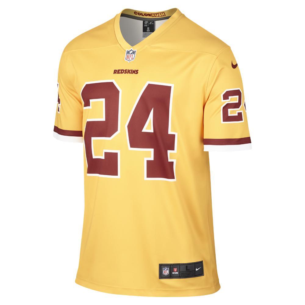 581152941 Lyst - Nike Nfl Washington Redskins Color Rush Legend (josh Norman ...