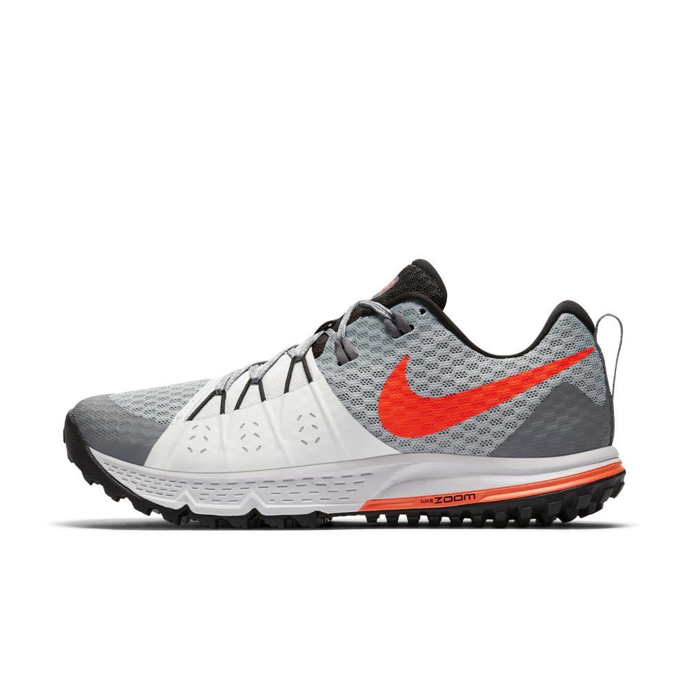 46bab0077d2 Lyst - Nike Air Zoom Wildhorse 4 Women s Running Shoe in Gray for Men
