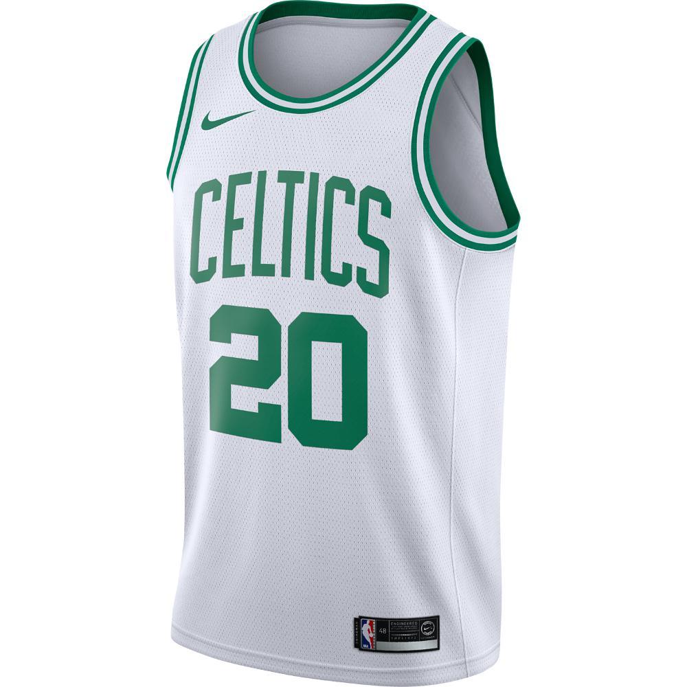 1848db7cdb4 Nike Gordon Hayward Association Edition Swingman Jersey (boston ...