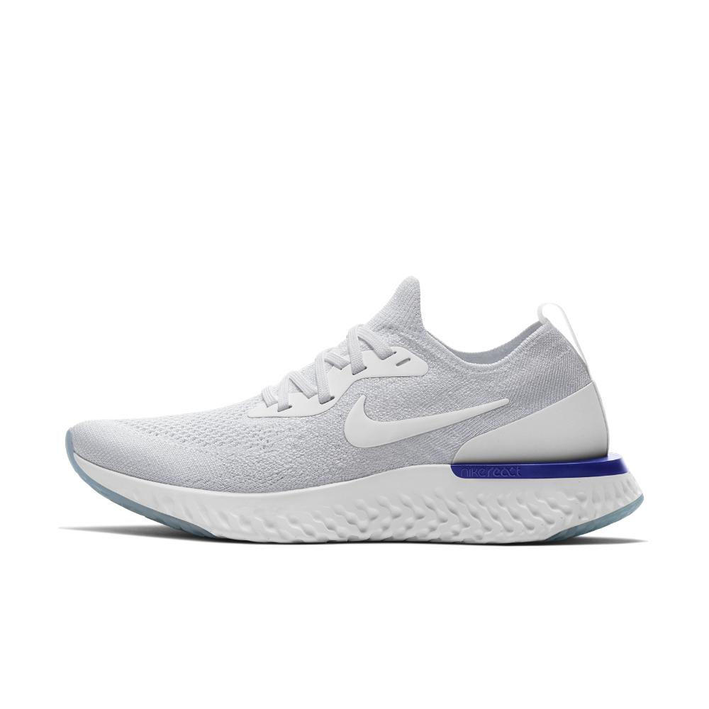 9105a8a94f46e Nike - White Epic React Flyknit Member Exclusive Women s Running Shoe for  Men - Lyst