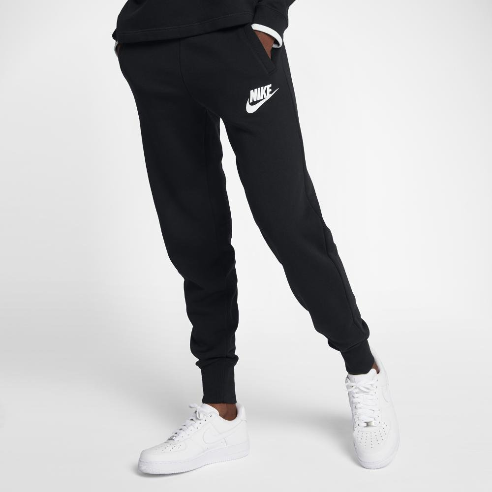 22f9c530d8 Lyst - Nike Sportswear Rally Women s Fleece Pants in Black