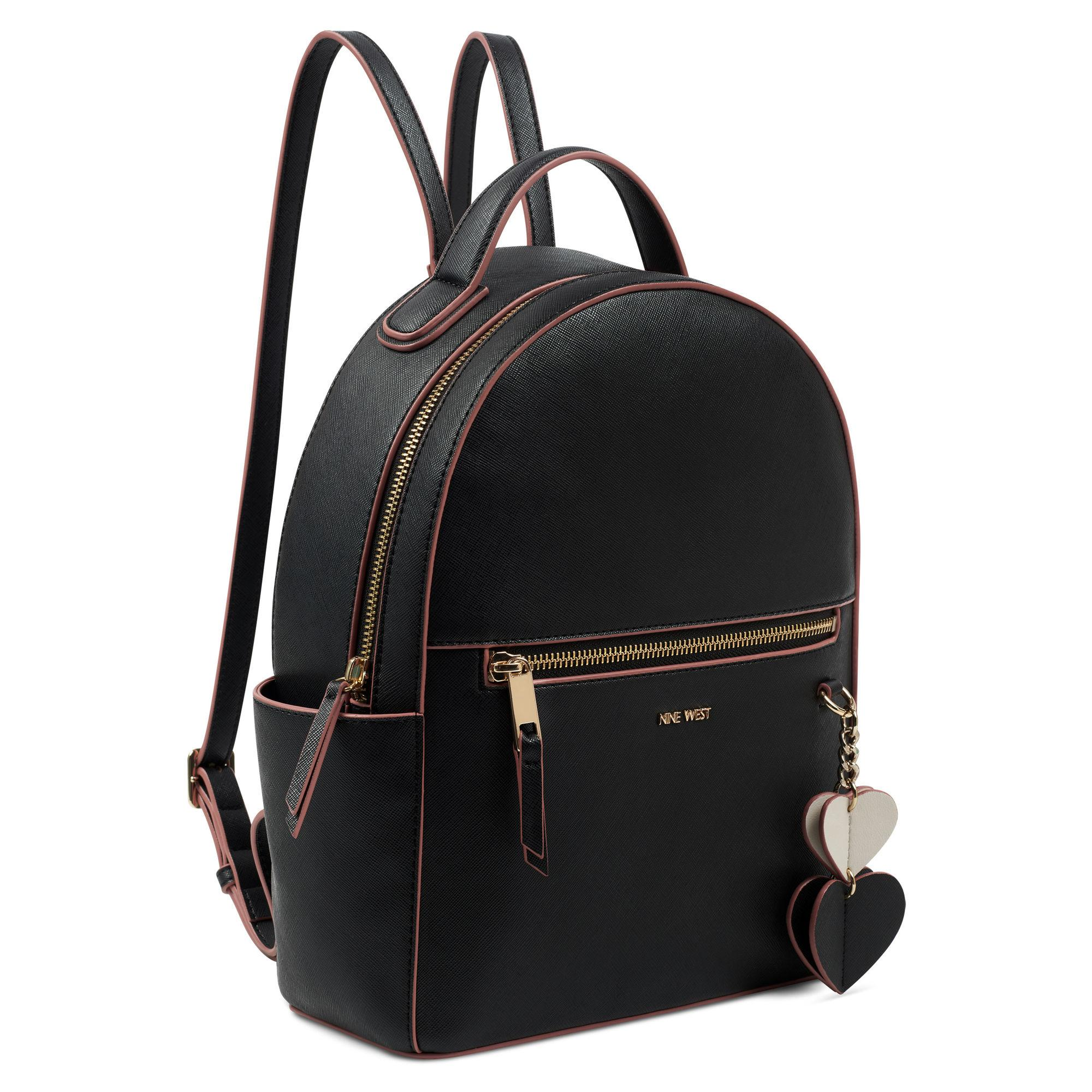 6a0d688ff8 Lyst - Nine West Briar Backpack in Black