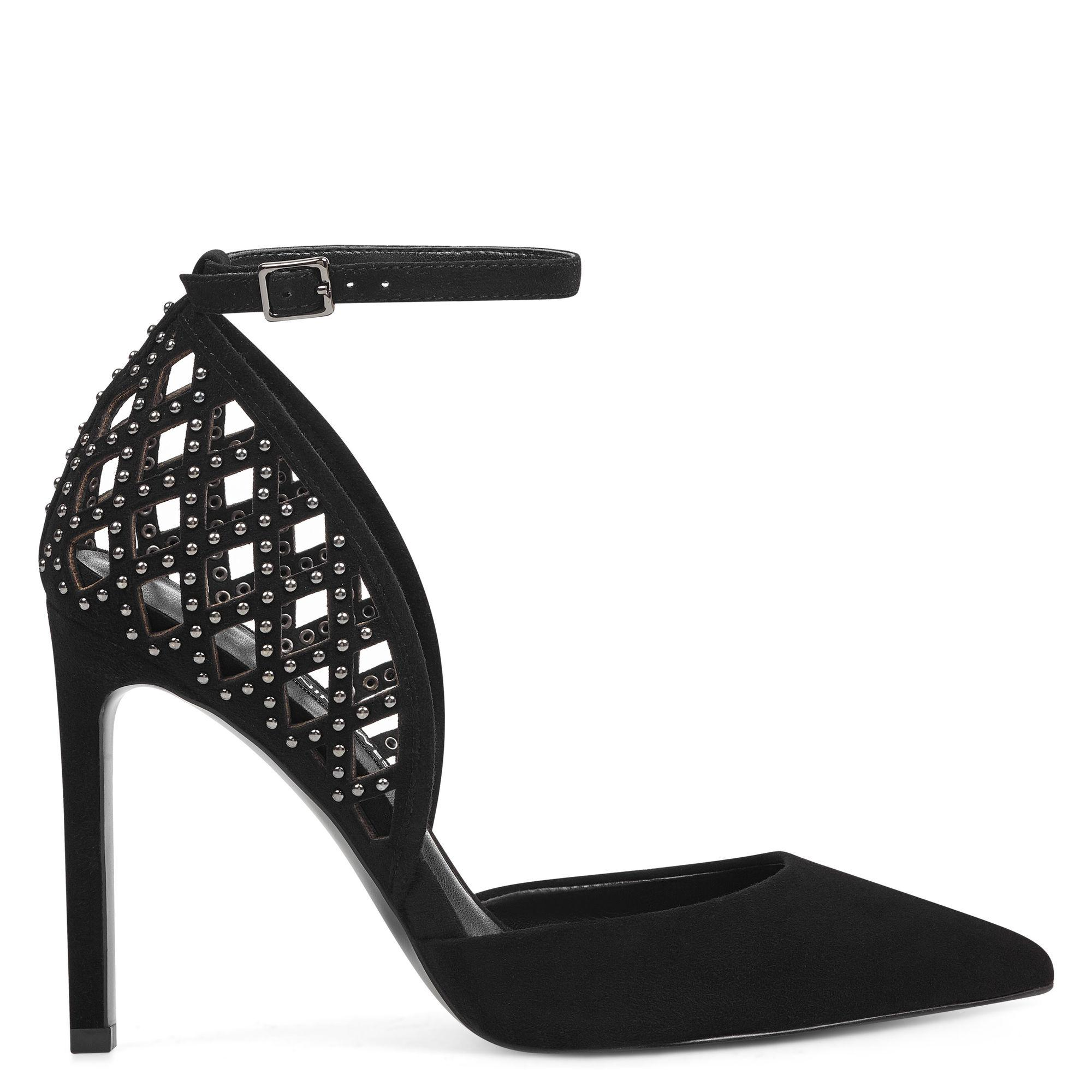 Lyst - Nine West Thefinest Pointy Toe Pumps in Black